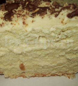 Крем для торта из сливочного масла и сгущенного молока